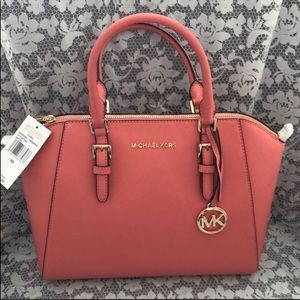 Michael kors Ciara large leather bag